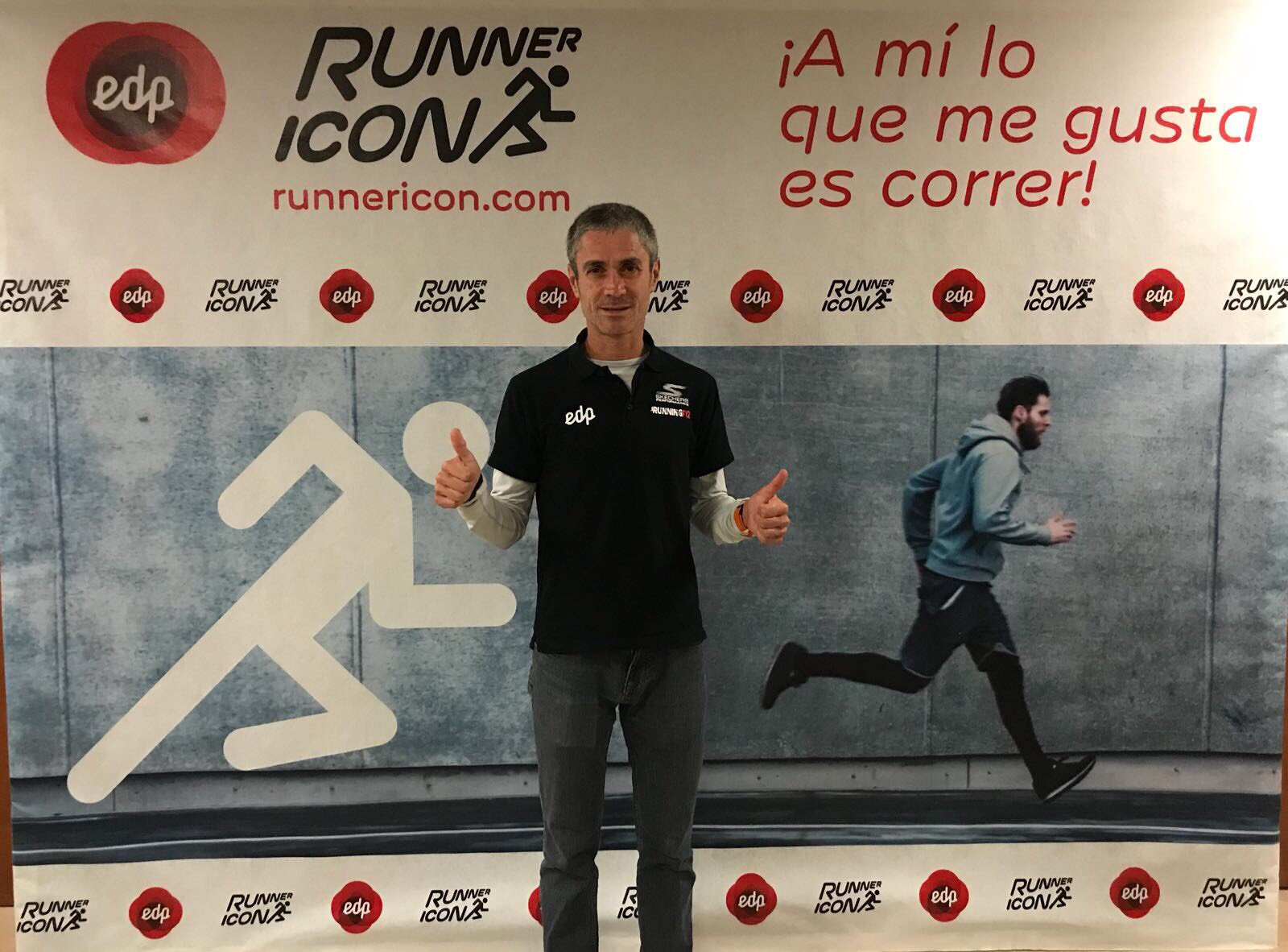 EDP lanza Runner Icon