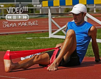 Musculación para corredores con Chema Martínez