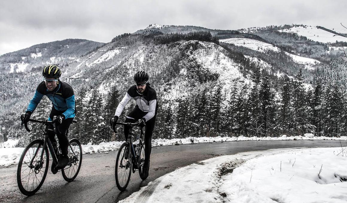 La equipación ciclista perfecta para entrenar este invierno