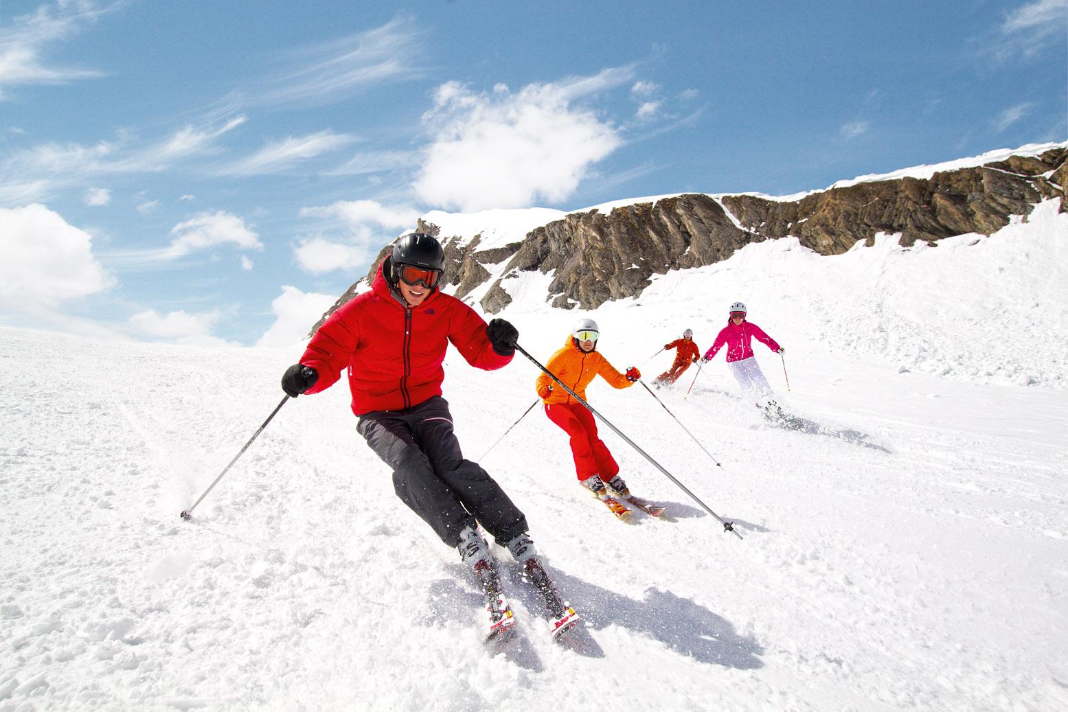10 ofertas y planes diferentes para disfrutar de la temporada de esquí