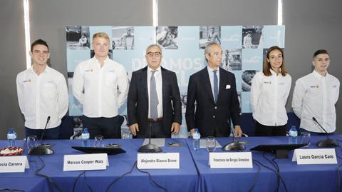 Teléfonica anuncia la 4ª edición de su programa Podium