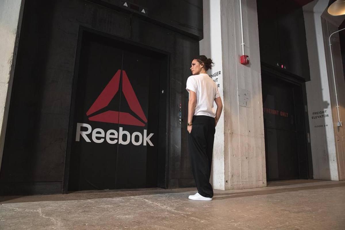 """Victoria Beckham se une a Reebok """"para cambiar la imagen del fitness tradicional"""""""