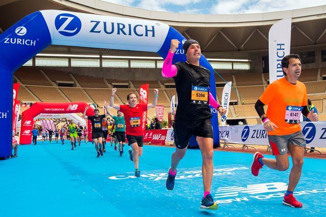 Sevilla estrena su maratón de oro
