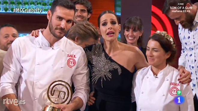 """La """"otra"""" medalla de oro de Saúl Craviotto"""