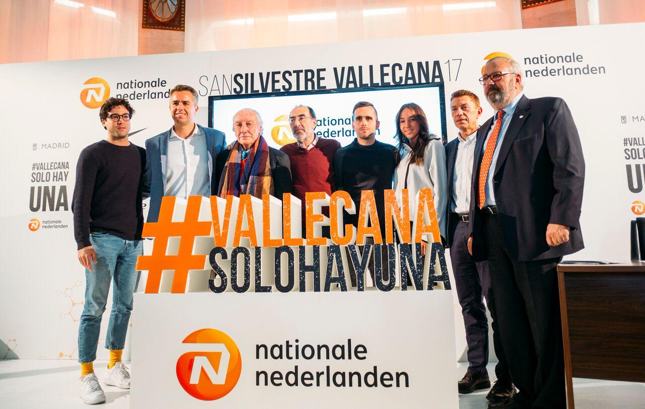 Presentada la San Silvestre Vallecana 2017