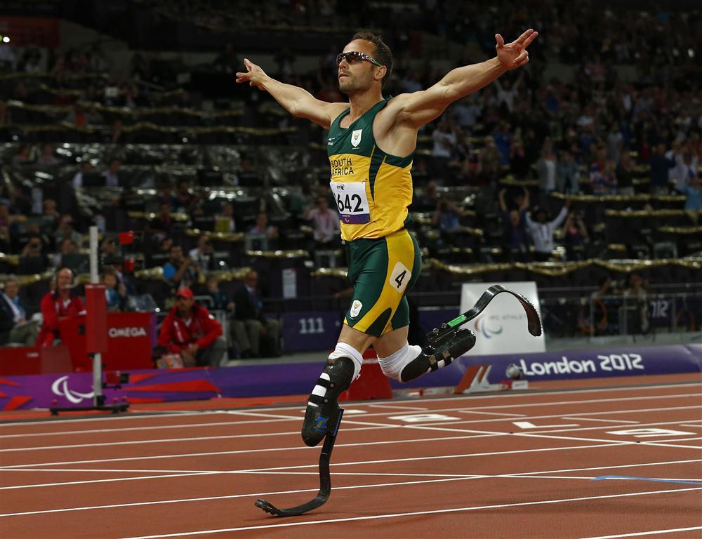 Doblada la condena a Oscar Pistorius