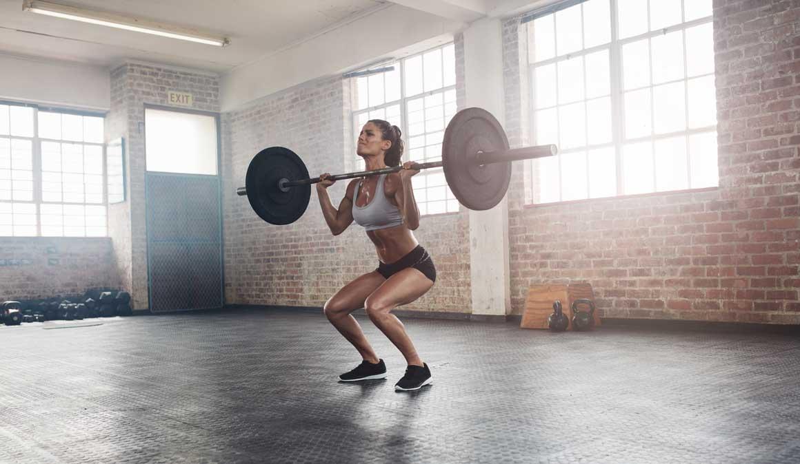 La velocidad en tu entrenamiento de fuerza marca la diferencia