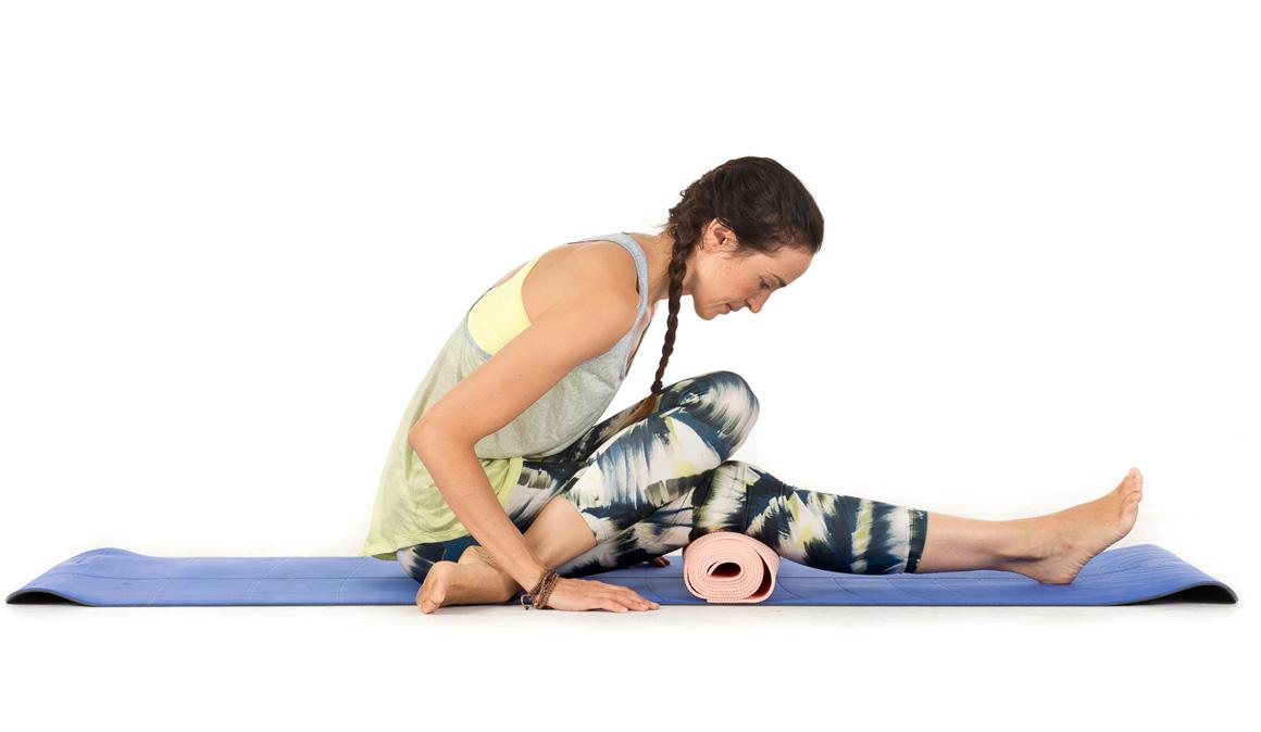 Yoga restaurativo para cuidar las articulaciones y músculos del deportista