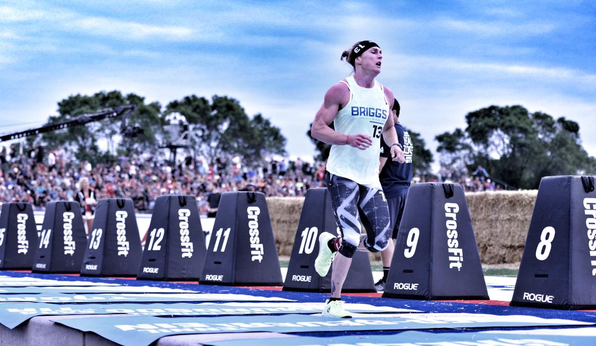 ¿Son realmente los ganadores de los Reebok CrossFit Games la mujer y el hombre más en forma del mundo?