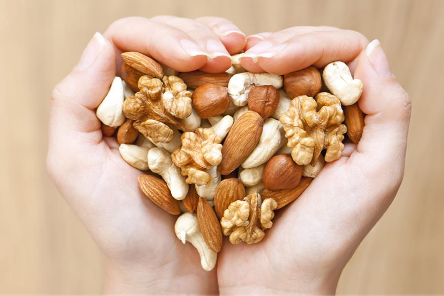 Guía práctica de los frutos secos
