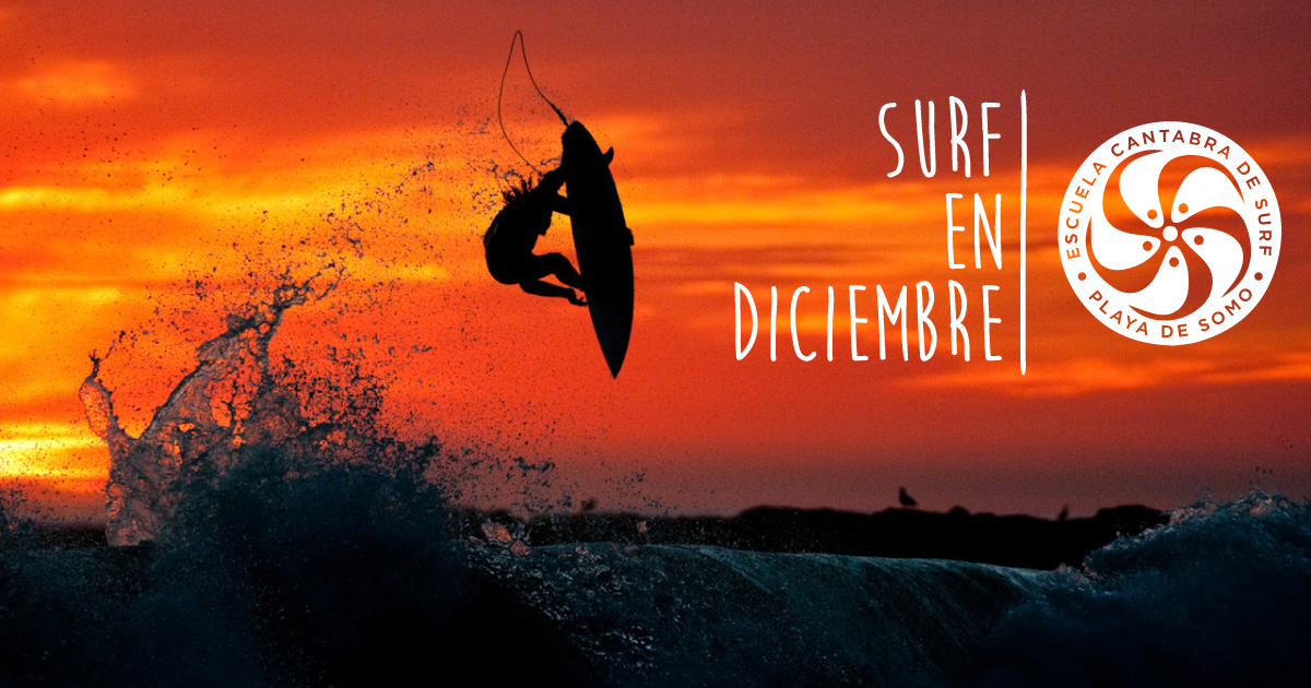 ¿Surf en el puente de diciembre?