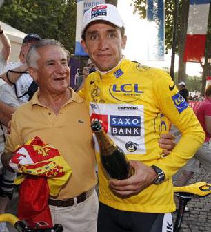 Víctor Sastre: la gran historia del padre del ganador del Tour 2008