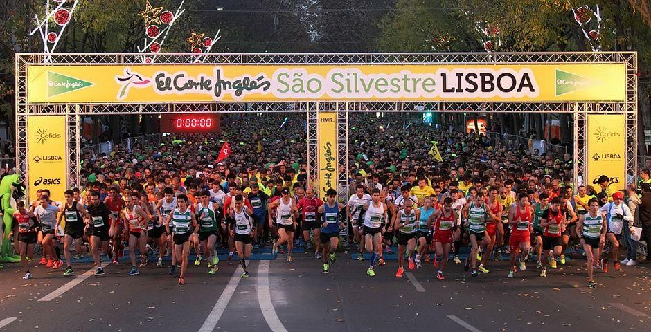 ¿Y escaparte a Lisboa a correr la San Silvestre?