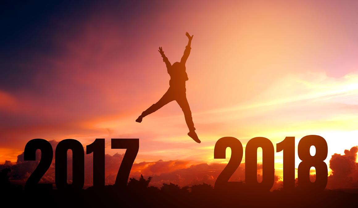 Diez claves para que la lista de objetivos de 2018 se haga realidad