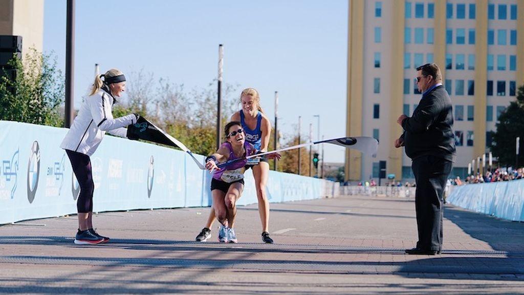 El polémico final del Maratón de Dallas