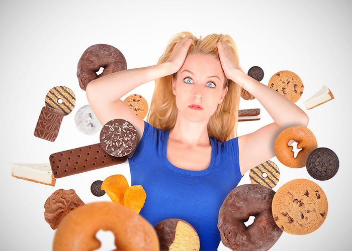 Cómo la dieta te puede ayudar si estás estresado