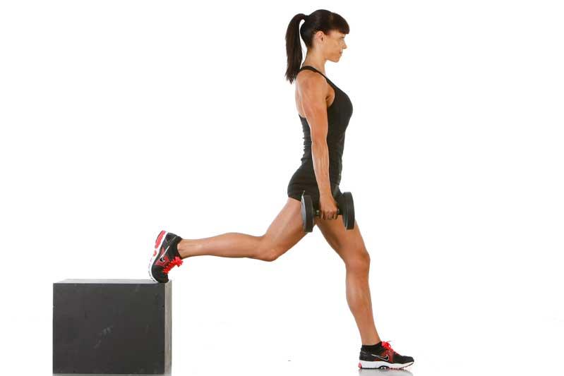 La clave para mejorar tu sentadilla está en las rodillas