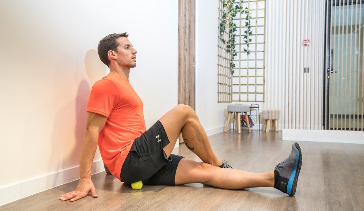 Cuatro masajes que te ayudan a recuperarte