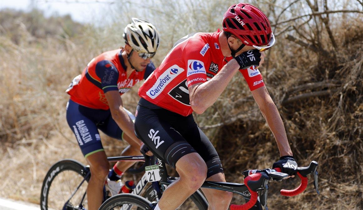 Asma y ciclismo