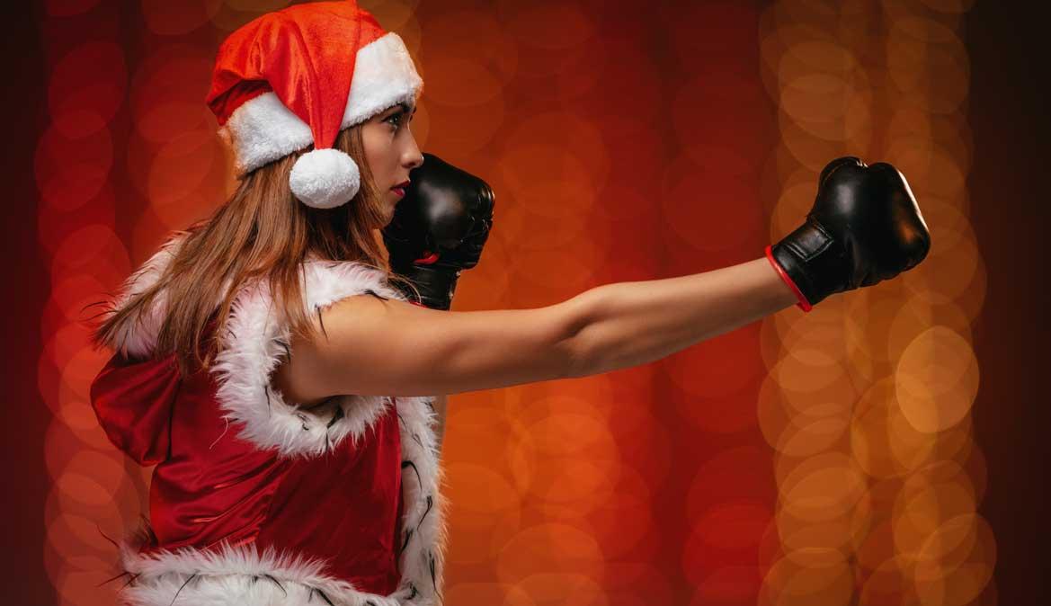 """Entrenamiento de intensidad """"quematurrones"""" para antes de Navidad"""