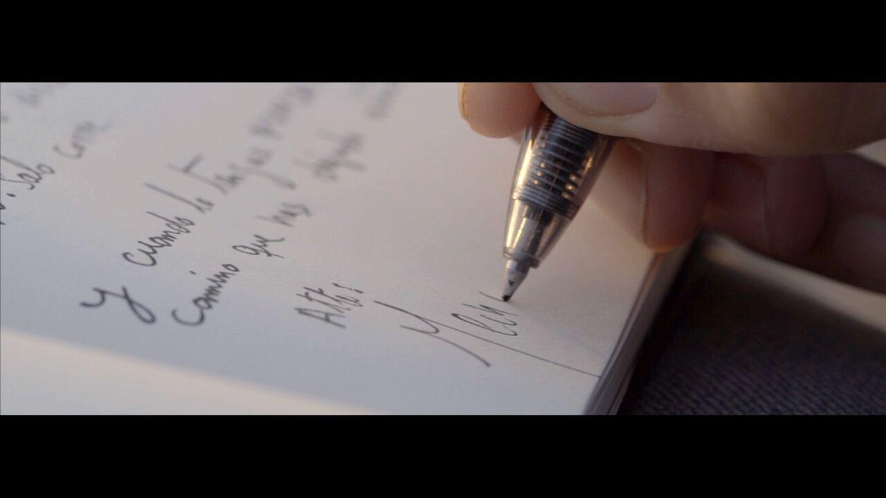 La carta más emotiva de Adel Mechaal