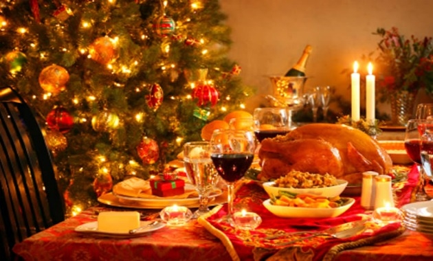 Los alimentos navideños más sanos