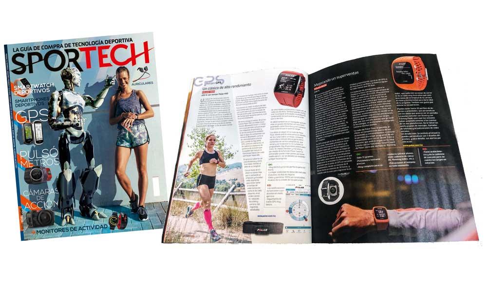 Ya está a la venta el nº 1 de Sport Tech, la nueva revista de tecnología deportiva