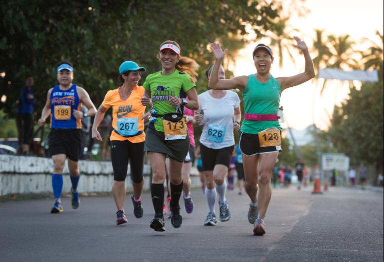 El Maratón de las Bahamas