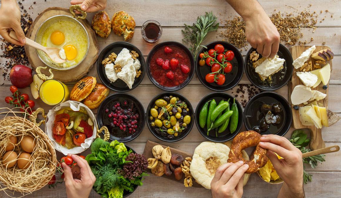Tres menús navideños saludables y deportivos para no complicarte en la cocina