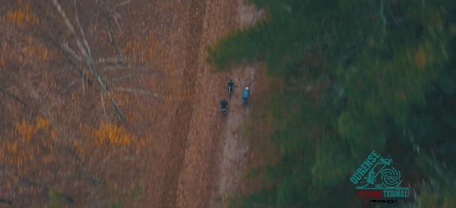 Galicia estrena una marcha cicloturista con tramos de tierra