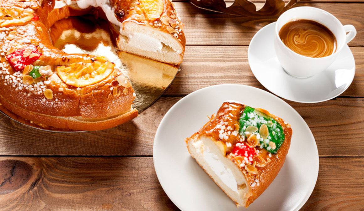 Ya sólo nos queda el Roscón de Reyes, vamos a quemarlo!!!