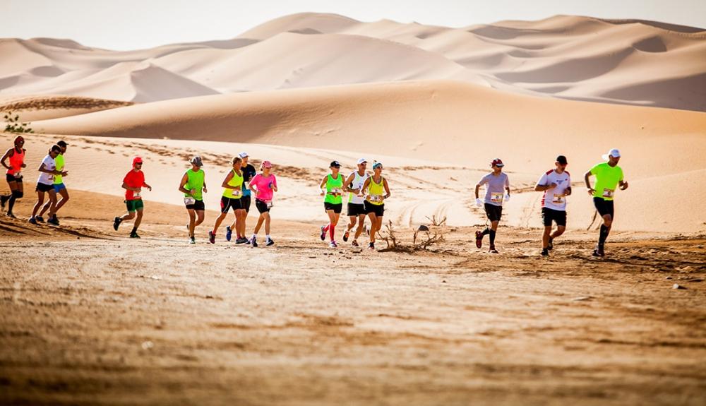 Reserva tu plaza para el 10º aniversario de la Desert Run