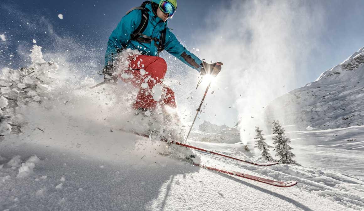 Prepara tu mejor temporada de esquí con este plan de ejercicios