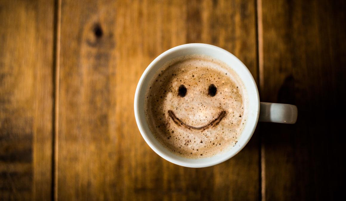 Café sí, pero lo más fitness posible, ¡a por una hora del café saludable!