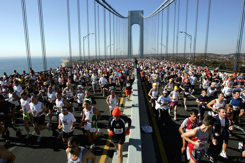 ¡Haz realidad tu ilusión de correr una vez en la vida el Maratón de Nueva York!