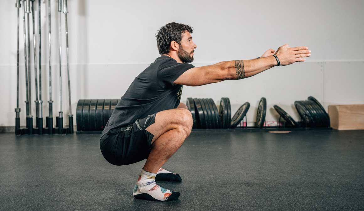 Ejercicios de CrossFit para ser más ágil y mejorar la movilidad del tobillo