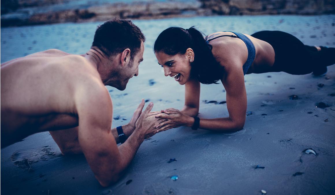 Avanza en tus planchas para avanzar en tus abdominales