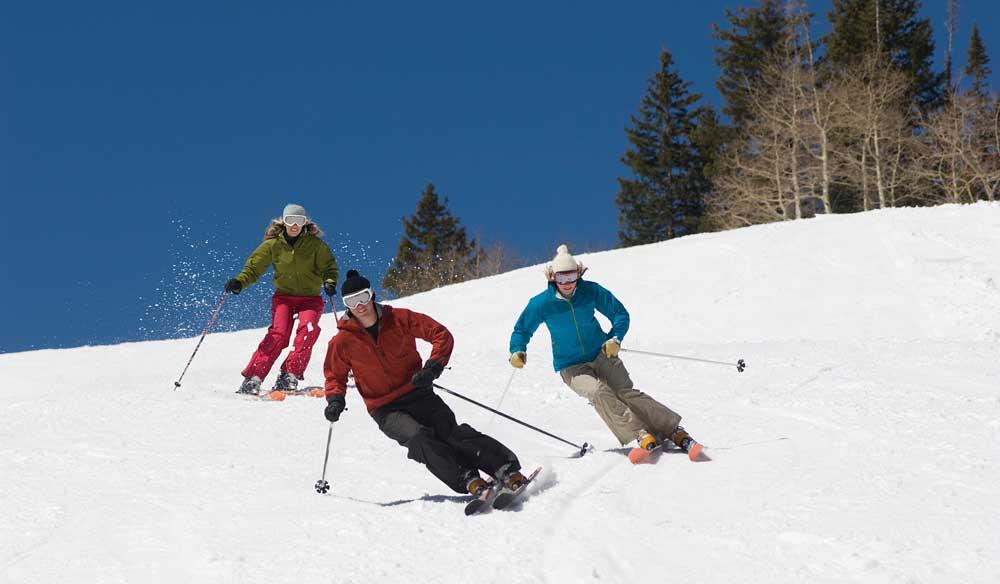 ¿Cuál es la mejor nieve para esquiar?