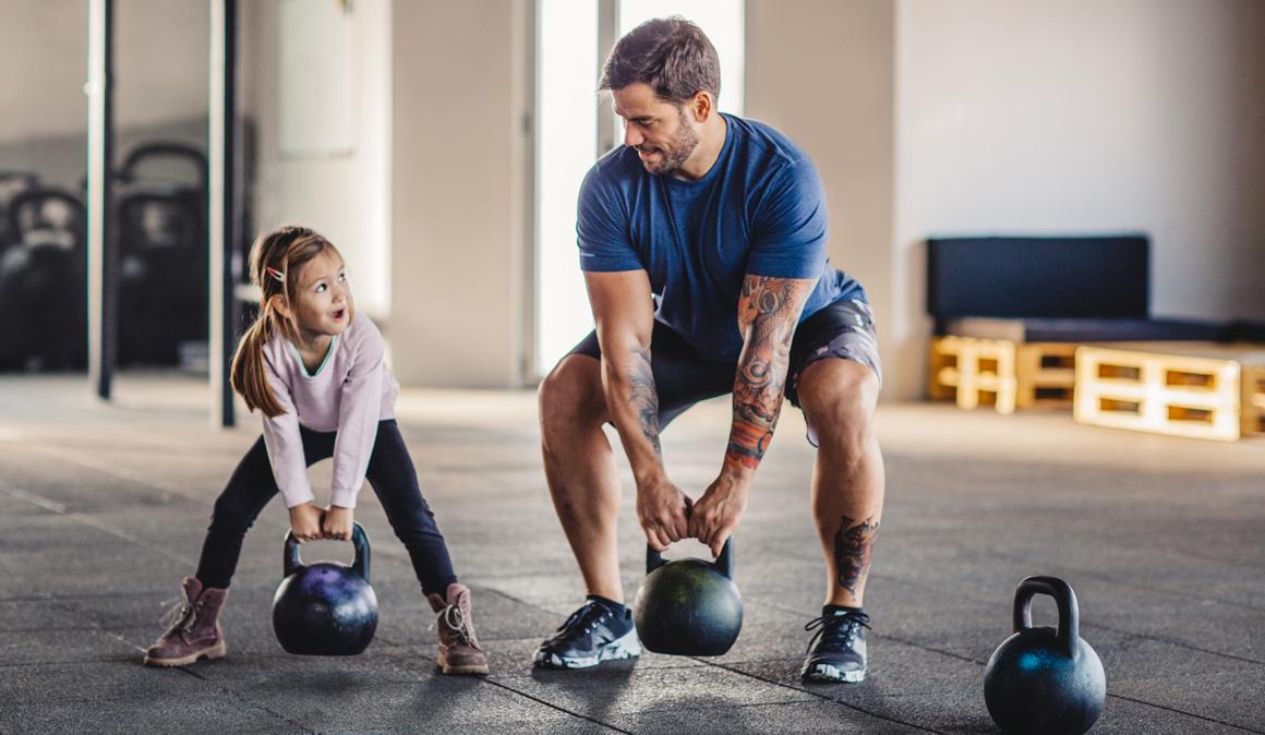 Cómo aficionar a tu hijo al deporte