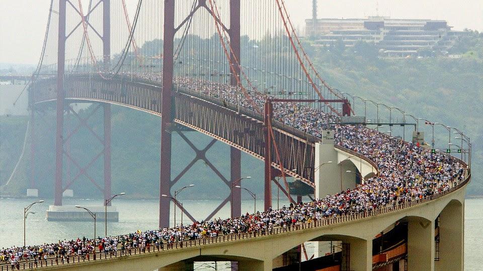 Cinco medios maratones que no puedes dejar de correr una vez en la vida