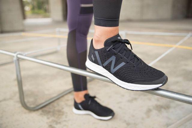 La nueva zapatilla de fitness para chicas de New Balance