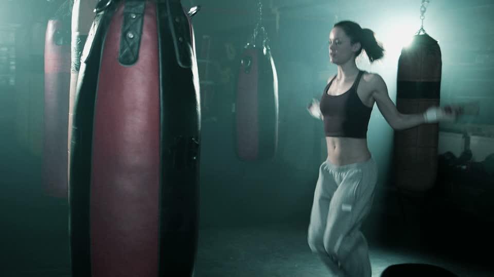 Las razones por las que el boxeo te pone tan en forma