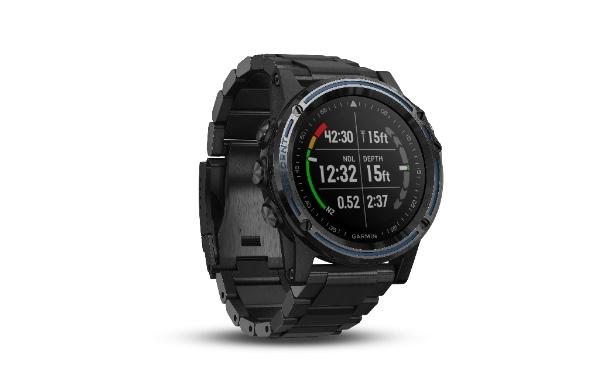 El nuevo reloj de buceo de Garmin