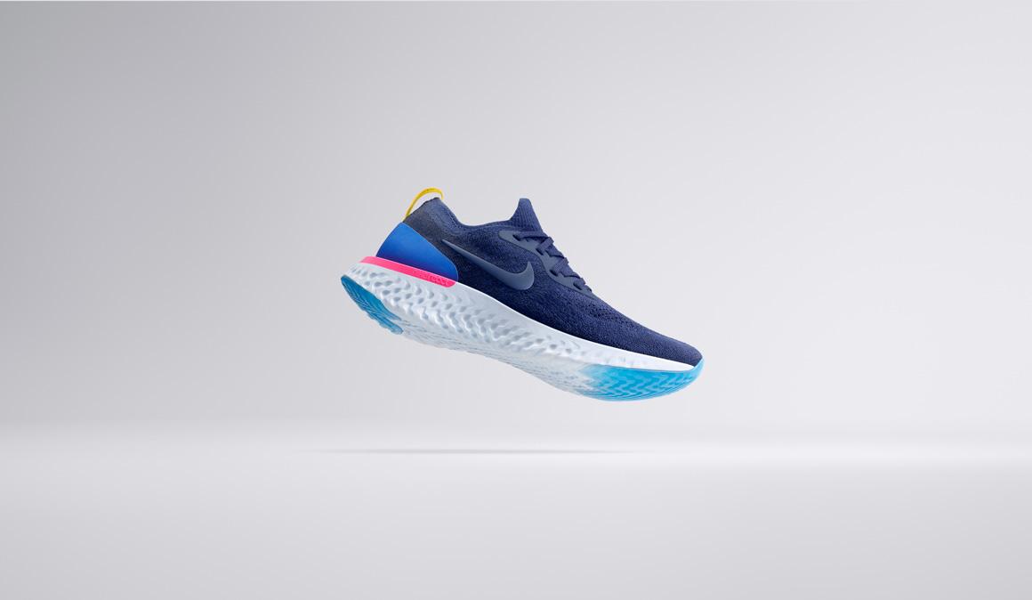 Nike estrena una nueva espuma para ofrecer más amortiguación