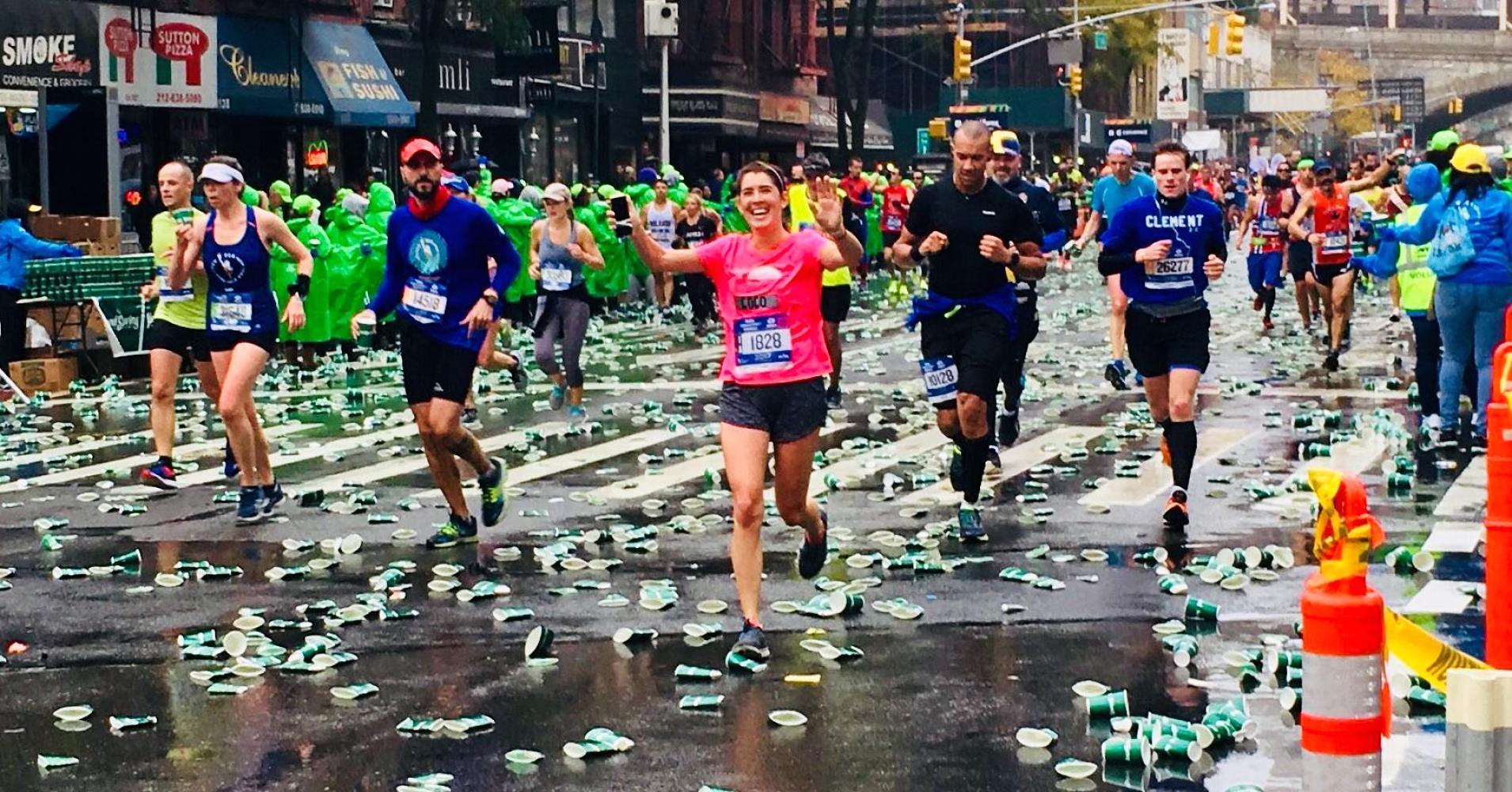 ¿Puede todo el mundo correr un maratón?