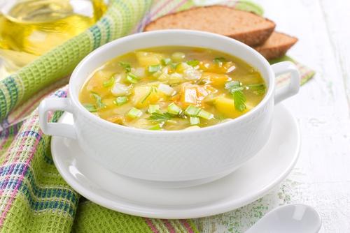 """Los riesgos de la dieta de la sopa """"quemagrasa"""""""
