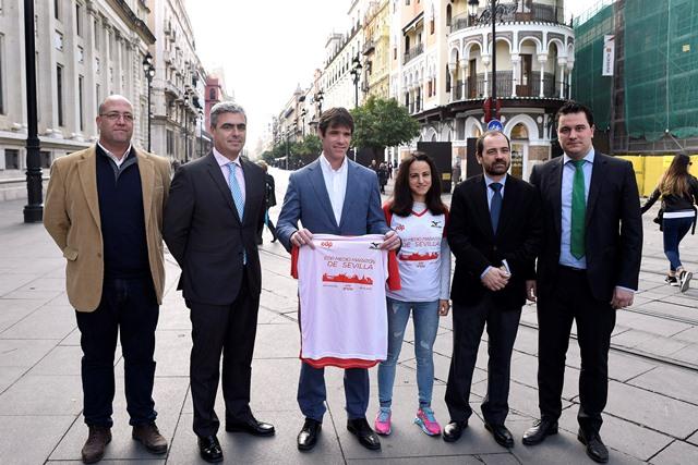 El EDP Medio Maratón de Sevilla 2018 reúne el domingo a 9.000 corredores