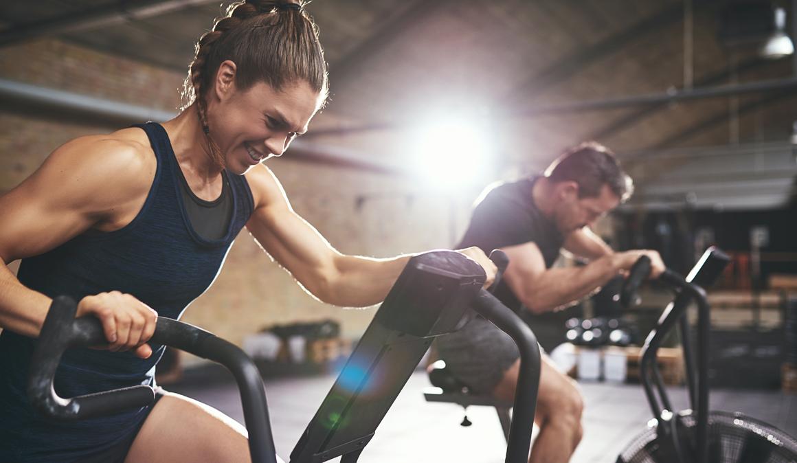 ¡Fuerza y cardio unidos! Pierde más grasa con el entrenamiento concurrente