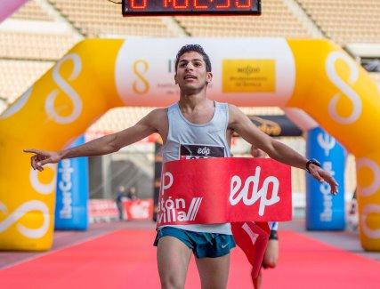 9.000 corredores superan el reto del EDP Medio Maratón de Sevilla