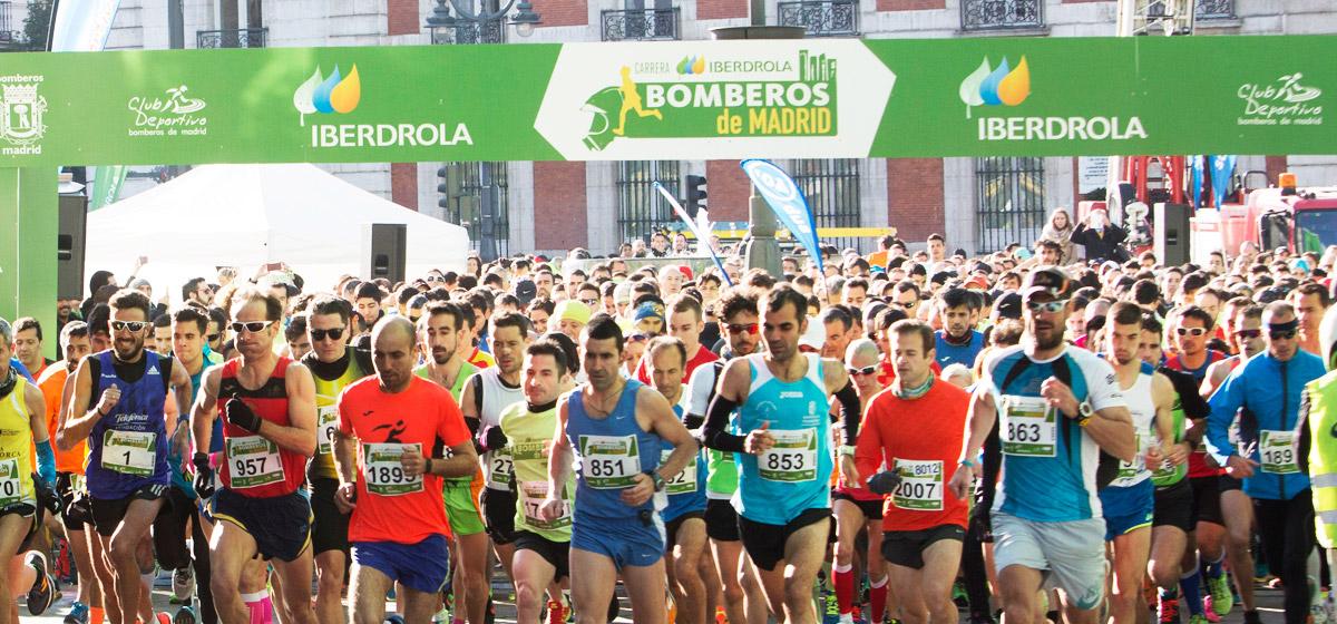 Ultimas 48 horas para conseguir correr la Carrera Bomberos de Madrid por 10 euros